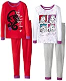 Ever After High Big Girls' Character 4-Piece Cotton
