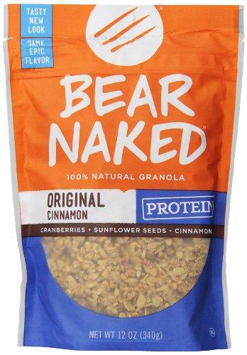 Bear naked peak protein granola