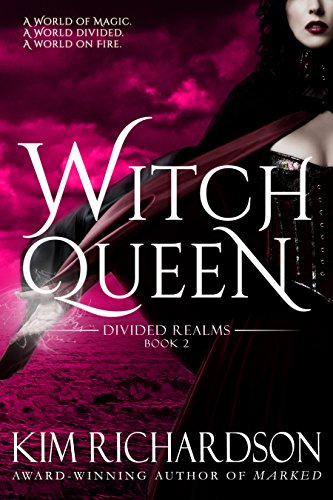 Witch Queen (Divided Realms Series Book 2) by [Richardson, Kim]
