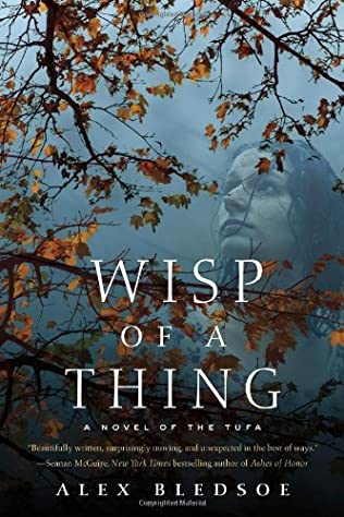 book cover of Wisp of a Thing