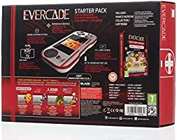 Evercade Starter Pack - Hardware: Amazon.es: Videojuegos