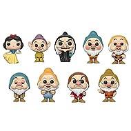 Funko POP! Disney - Snow White and the 7 Dwarfs Vinyl Figures - SET OF 9 (Snow White, Dopey, Doc, G