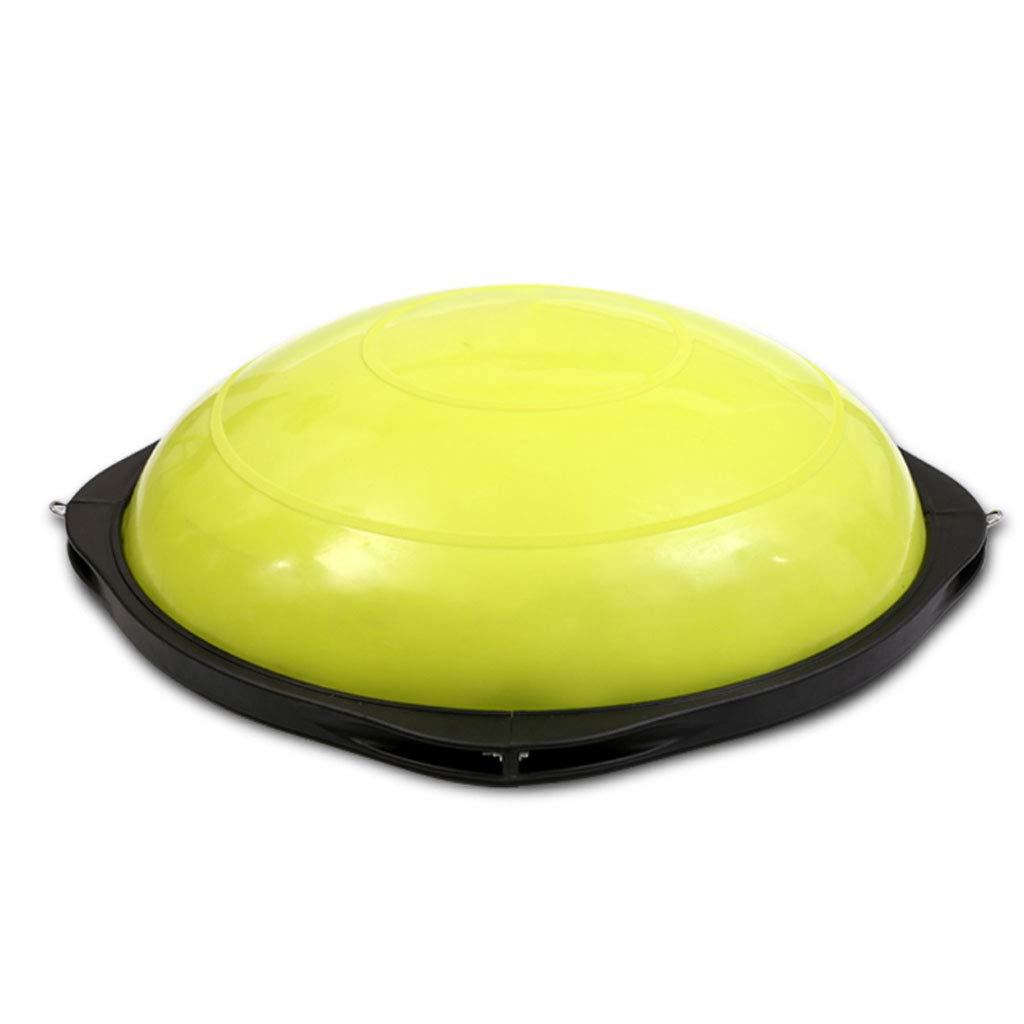 Yoga Ball, Bola Pilates Balance Hemisphäre Turnhalle Übung Gewichtsverlust explosionsgeschützte 2 Farben