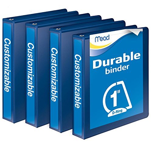 Mead Binder Durable Customizable W465 14 2925PP