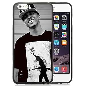 Unique Iphone 6 Plus Case Design with August Alsina 1 iphone 6 Plus 5.5 Inch Black TPU Case