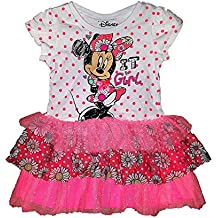 Disney Baby Minnie Mouse It Girl Dress With Flounce