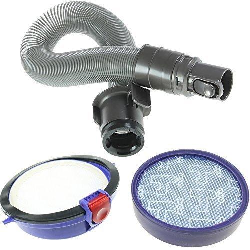 Conjunto de manguera extensible de 4 m y filtros Hepa de motor de ...