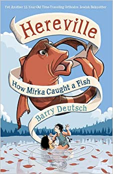 Image result for hereville how mirka caught a fish