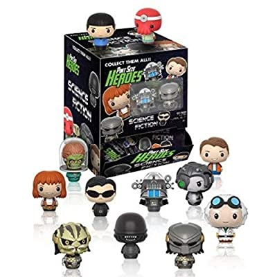 Funko Pint Size Heroes: Science Fiction - One Mystery Toy Figure: Funko Pint Size Heroes:: Toys & Games
