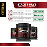 ALTIUS-Pre-Workout-Supplement-Naturally-Sweetened-Clinically-Dosed-Powerhouse-Formulation-Increase-Energy-Focus-Enhance-Endurance-Boost-Strength-Pumps-Performance-Mixed-Berry-Blast-NETWT-143-oz-4066g