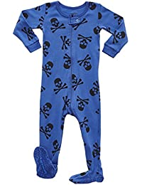 Leveret Baby Boys Footed Sleeper Pajama 100% Cotton (Size...