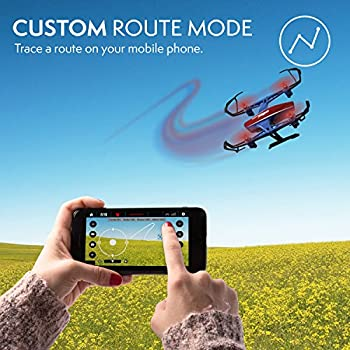 Drones with Camera for Adults or Kids – U28W VR WiFi FPV Drone with Camera Live Video, Remote Control HD Mini Camera Drone Indoor Outdoor Quadcopter