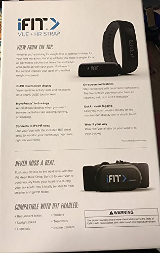 IFit BLUETOOTH CHEST STRAP HEART RATE MONITOR – DiZiSports Store
