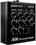 AER Pocket Tools Dual Mix 2 (2-Channel Preamp Mixer)