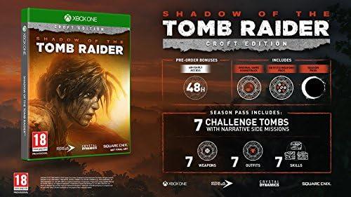 Shadow of the Tomb Raider: Croft Edition - Xbox One [Importación ...