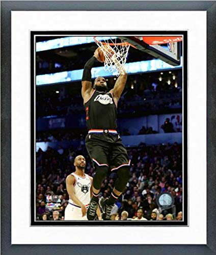 "Lebron James Los Angeles Lakers 2019 NBA All Star Game Action Photo (Size: 12.5"" x 15.5"" Framed)"