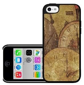 Antique Clocks iPhone 5c Hard Case