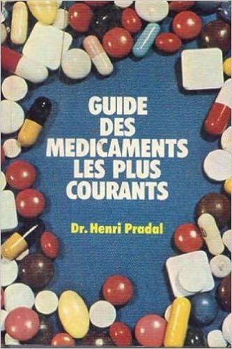 Livre Guides medicaments les plus courants pdf ebook