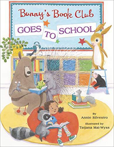 - Bunny's Book Club Goes to School