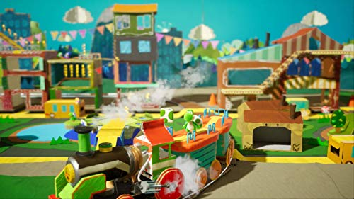 Yoshi's Crafted World - Nintendo Switch 2