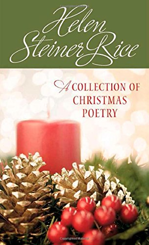 Helen Steiner Rice: A Collection of Christmas Poetry: (VALUE BOOKS)