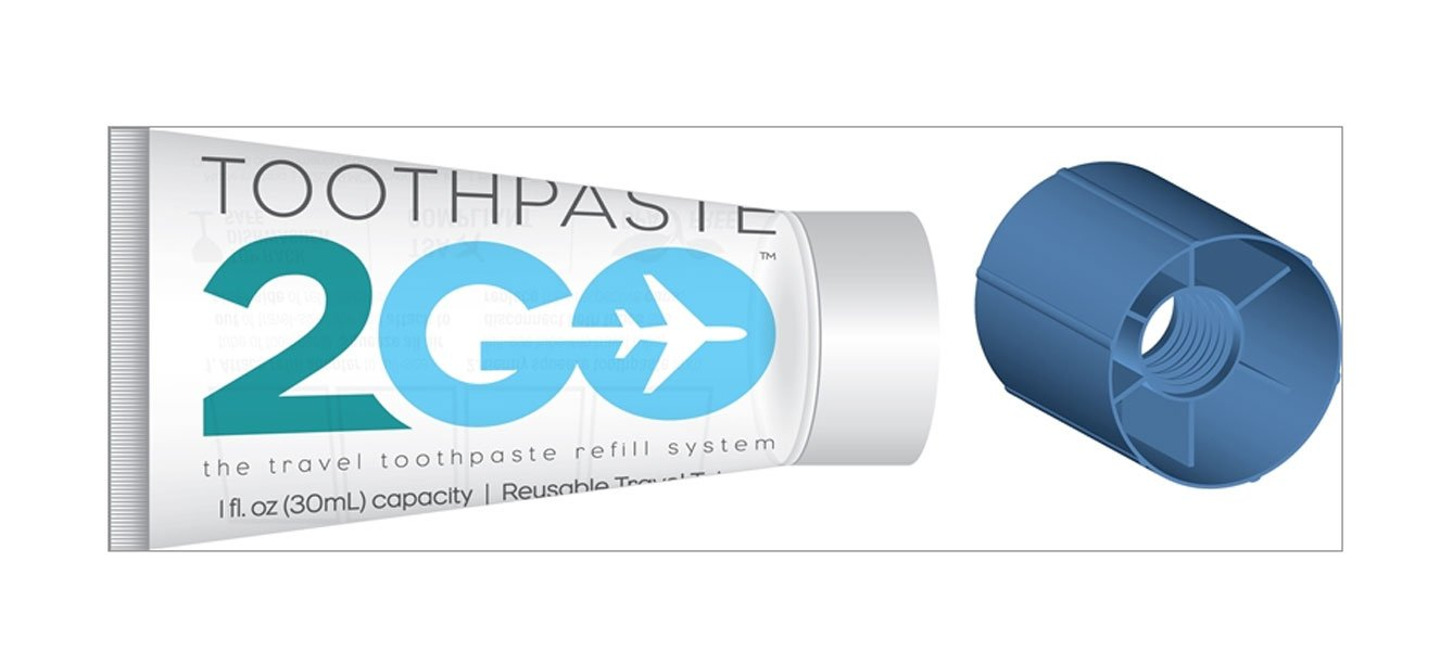 Toothpaste 2 Go Starter Pack by Toothpaste 2 Go (Image #1)