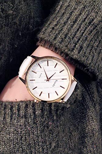 19.99 Limit Slightly Different Watch (Big ya) (White -