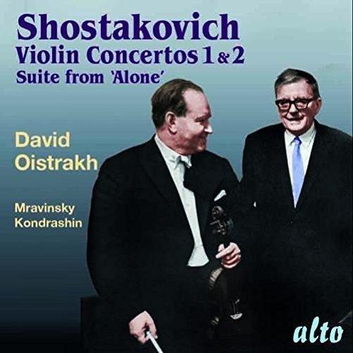 Shostakovich: Violin Concertos 1 & 2 Suite From Al (CD)