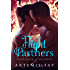 Flight Partners: A Roommates to Lovers MM Romance (LiJ Book 1)