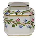 Herend China Tea Caddy