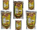 Chutney Powder (Set of 6)-Peanut, Garlic, Flax seed, Mint, Cilantro/Coriander and Curry Leaf
