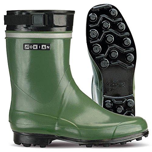 Nokian Footwear Trimmi - Botas de goma para hombre Verde