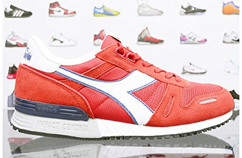 Diadora - Diadora Tirtan II Fire Red 501.158623 45032 - 501.158623 45032 - EU 44 - UK 9.5 - US 10 - JP 28