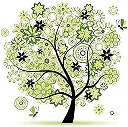 Quattro stagioni 5D pittura diamante albero Bling Diamond Painting kit ricamo a punto croce per fai da te Decorazione domestica Fall
