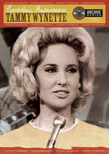 DVD : Tammy Wynette - Tammy Wynette: Legendary Performances (DVD)