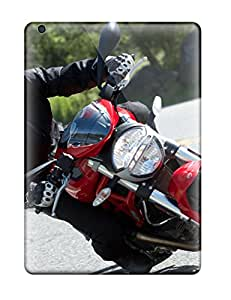 Hot Tpu Case Skin Protector For Ipad Air Ducati Motorcycle With Nice Appearance 6234956K39128655