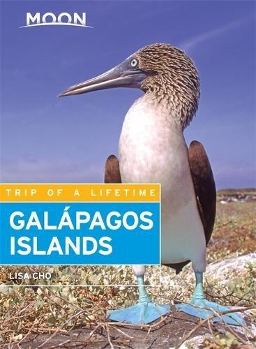Moon Gal Pagos Islands  Moon Handbooks