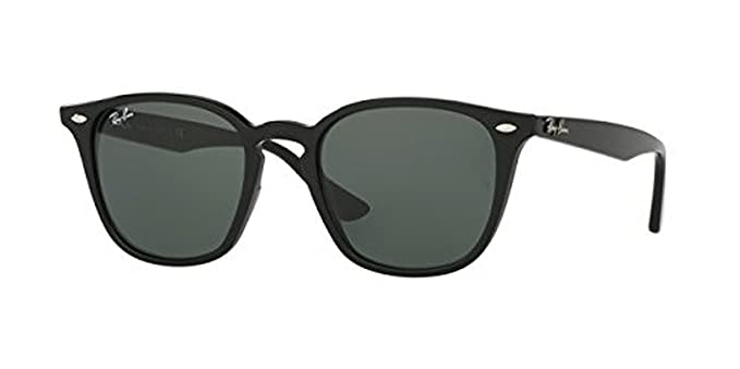 4cf9f69740044 Amazon.com  Ray-Ban RB4258 Sunglasses Black   Green 50mm   Cleaning ...