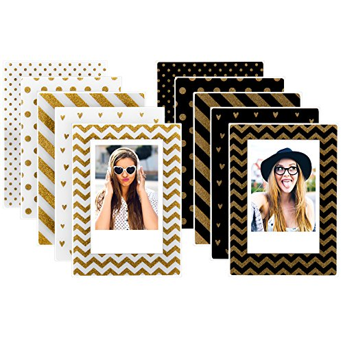 Magnetic Locker Frame (Mini Instax Magnet Photo Frame - 10 Pack)