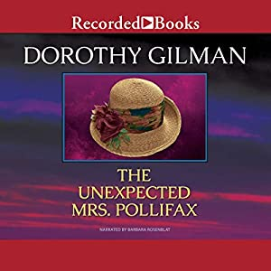 The Unexpected Mrs. Pollifax Audiobook