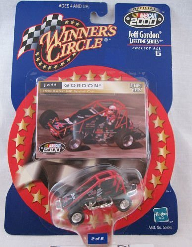 Winner's Circle Jeff Gordon 1990 Beast MP Sprint Car by Winners ()