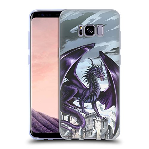 (Official Ruth Thompson Nemesis Dragons 2 Soft Gel Case for Samsung Galaxy S8+ / S8 Plus)