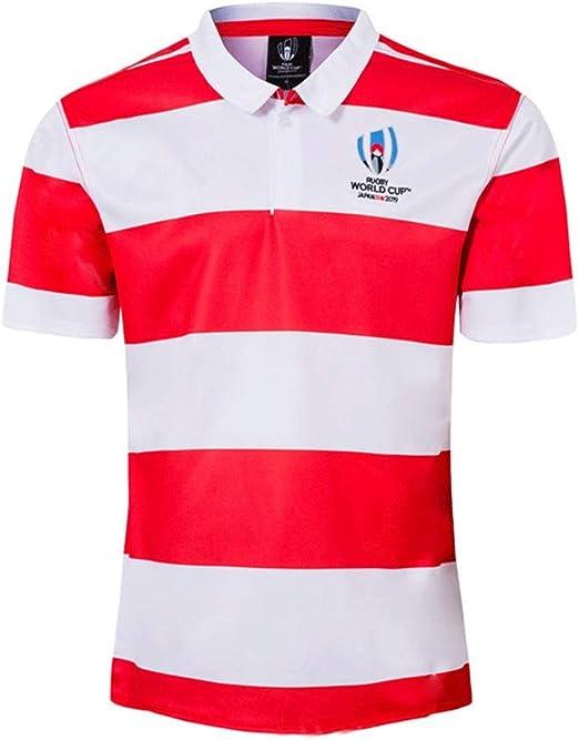 2019 Copa del Mundo de Japón Japón ropa del fútbol de polo jersey ...