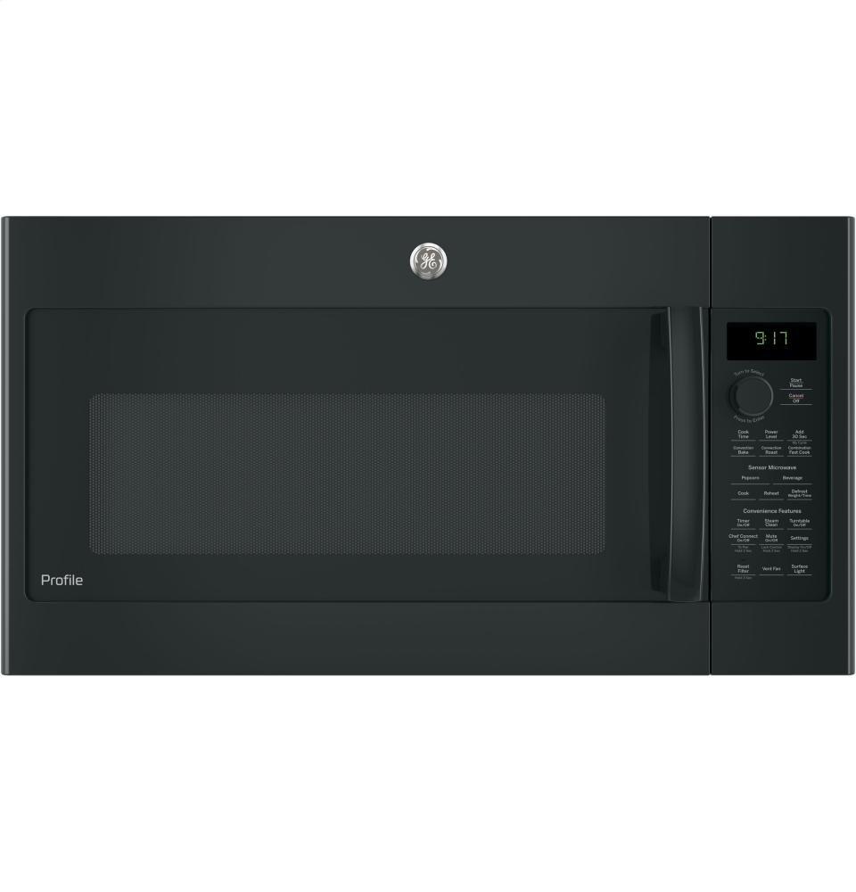 GE PVM9179DKBB Microwave Oven
