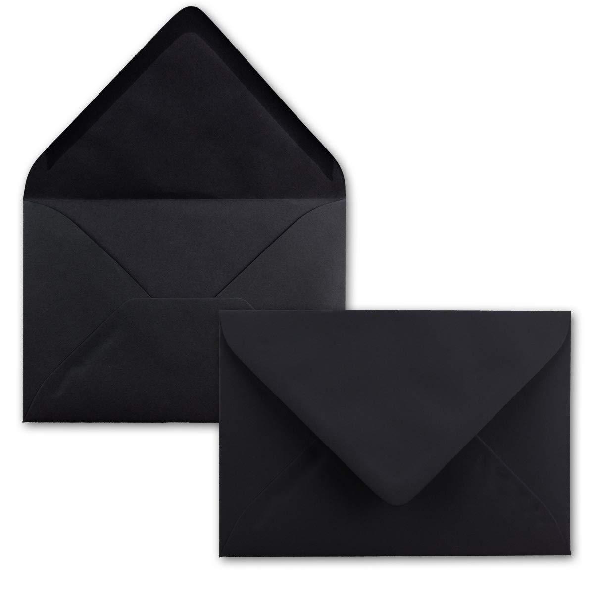 500 Mini Brief-Umschläge - Hell-Blau - 5,2 x 7,6 cm - Miniatur KuGrüns mit Nassklebung für Blaumen-Grüße, Grußkarten, Anhänger & Geld-Geschenke - Gustav Neuser® B07PQST37J | Große Klassifizierung