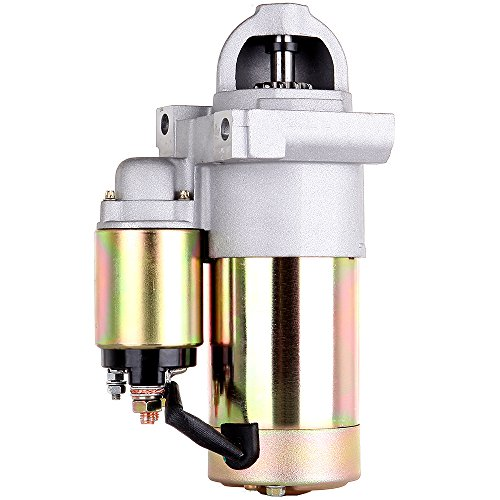 Starter for 2002 Chevrolet Avalanche 1500 5.3L V8 Compatible with SDR0070 Chevrolet Starter