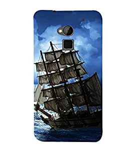 PrintVisa Designer Back Case Cover for HTC One Max :: HTC One Max Dual SIM (Painitings Watch Cute Fashion Laptop Bluetooth )