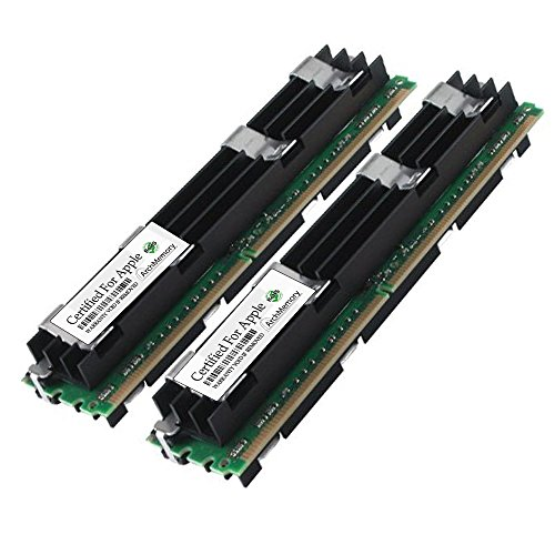 4GB FULLY BUFFERED PC2-5300 DDR2 ECC (FB-DIMM) (2 X 2GB) FOR APPLE KIT by Arch Memory