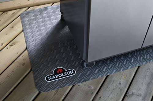 Napoleon 68001 Mat Grill Accessory, Grey