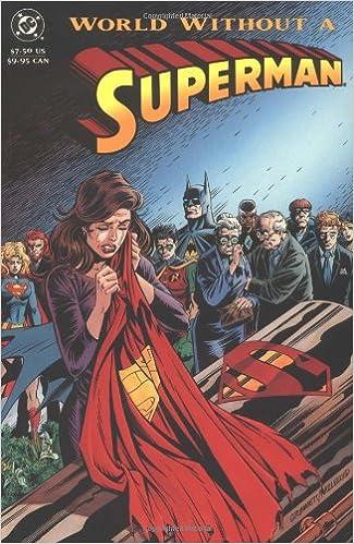 Superman World Without A Superman TP Superman DC Comics ...